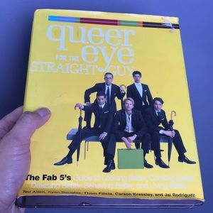 Other - Queer Eye for the Straight Guy Guide Book Used